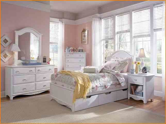 Best Girls White Bedroom Set Decor Ideasdecor Ideas With Pictures