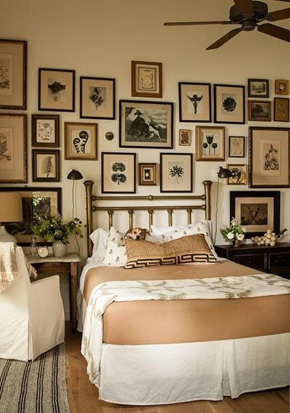 Best 85 Creative Gallery Wall Ideas And Photos For 2018 With Pictures