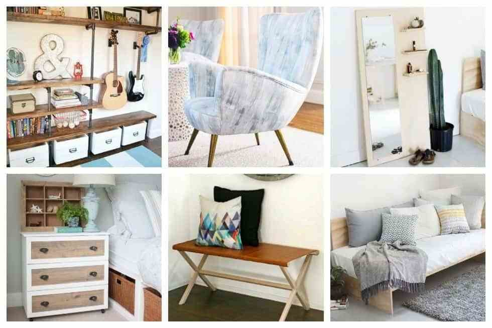 Best 15 Stylish Diy Bedroom Furniture Ideas To Update And With Pictures