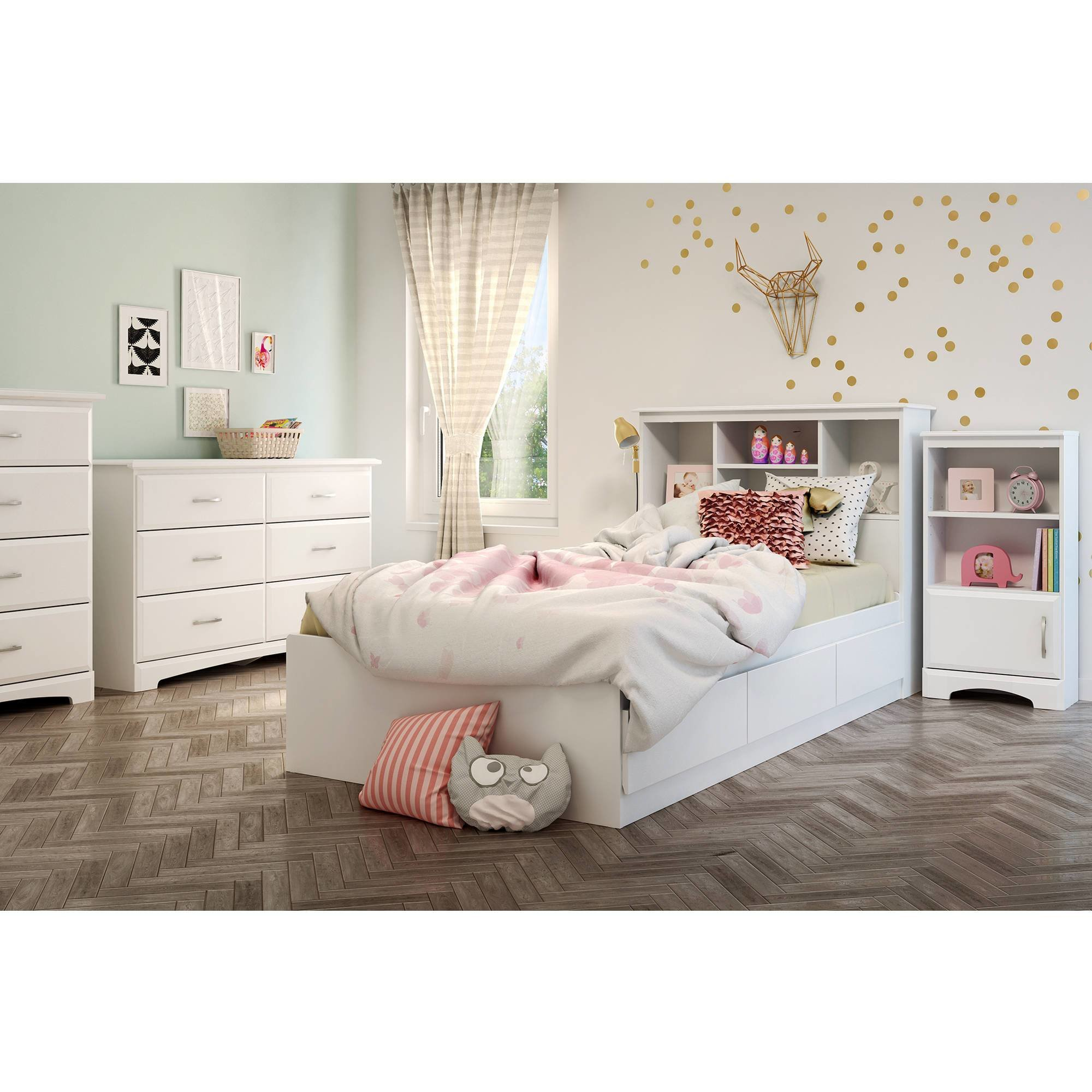Best South Shore Callesto Kids Bedroom Furniture Collection With Pictures
