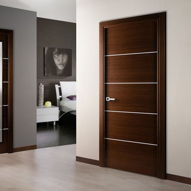 Best China Interior Bedroom Entry Modern Teak Wood Main Door Latest Design Wooden Doors China Wood With Pictures
