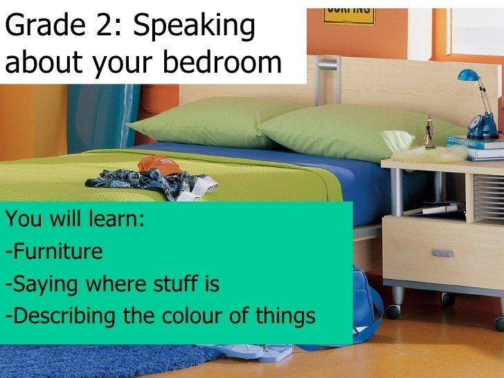 Best Describing Your Bedroom In Chinese With Pictures