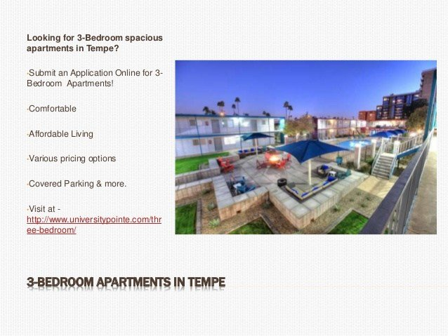 Best Studio 1 2 3 Bedroom Student Apartments In Tempe Az With Pictures