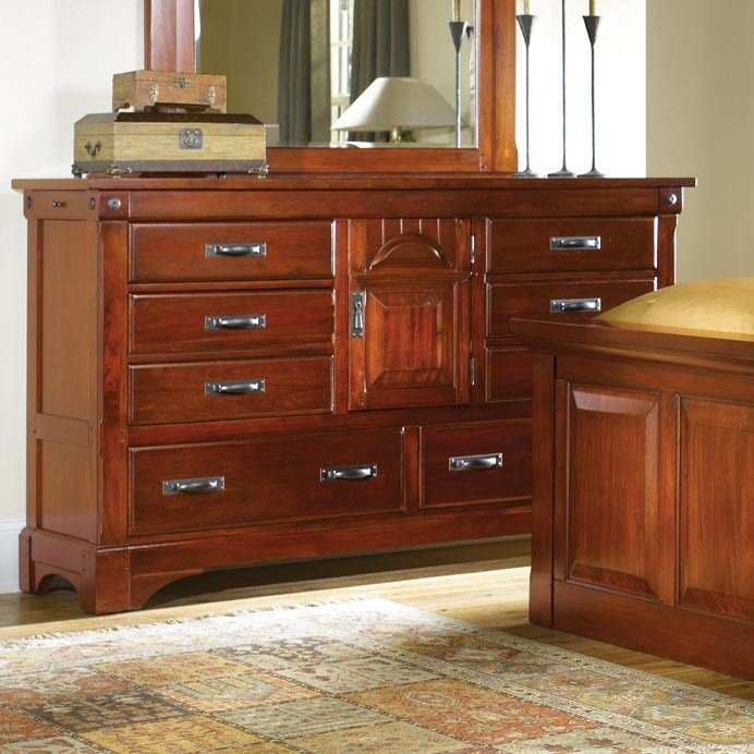 Best Aamerica Kalispell Eight Drawer Dresser With Two Secret With Pictures