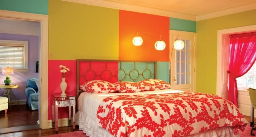 Best 11 Colorful Bedroom Designs Decorating Ideas Design With Pictures