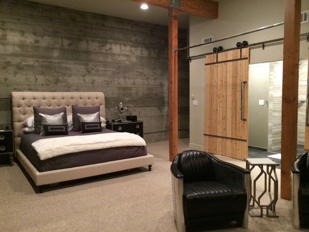 Best 20 Industrial Bedroom Designs Decorating Ideas Design With Pictures