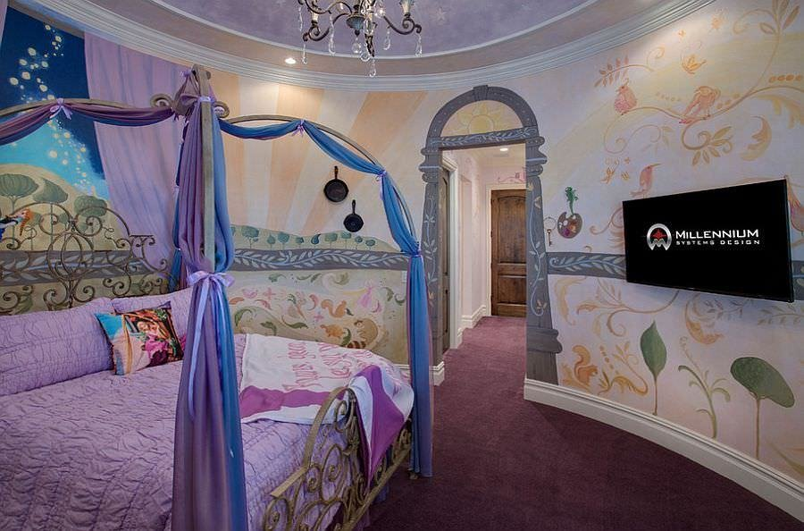 Best 24 Disney Themed Bedroom Designs Decorating Ideas With Pictures
