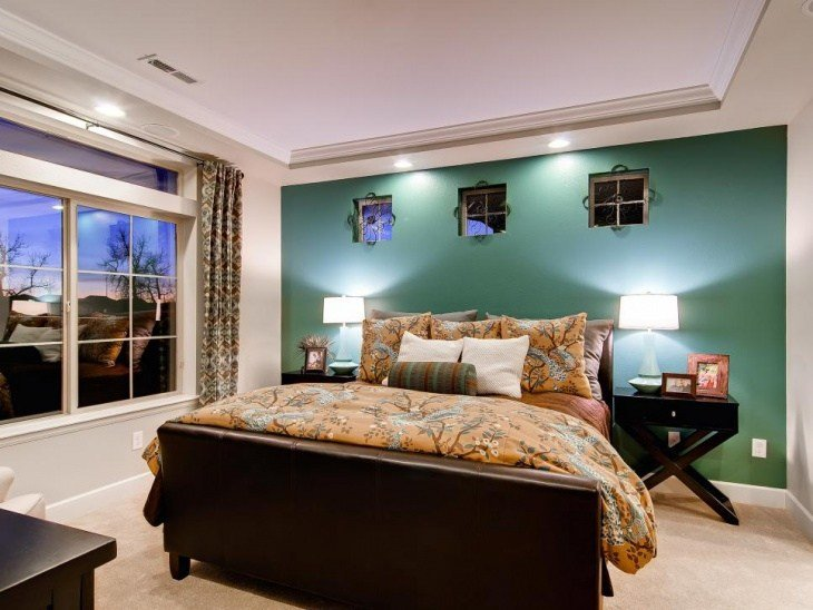 Best 18 Teal Bedroom Designs Ideas Design Trends Premium With Pictures