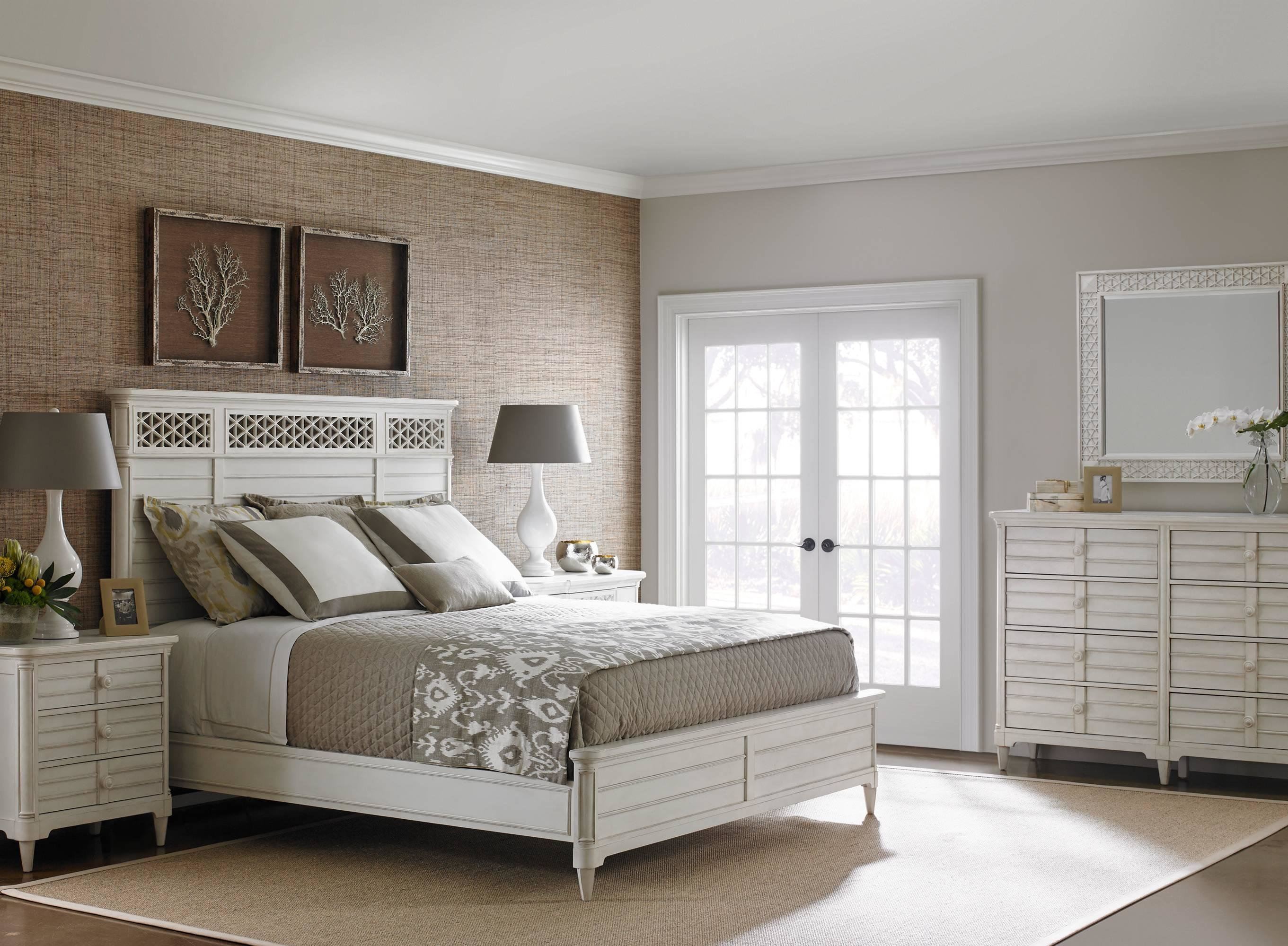 Best Stanley Furniture Cypress Grove Queen Bedroom Group Baer With Pictures