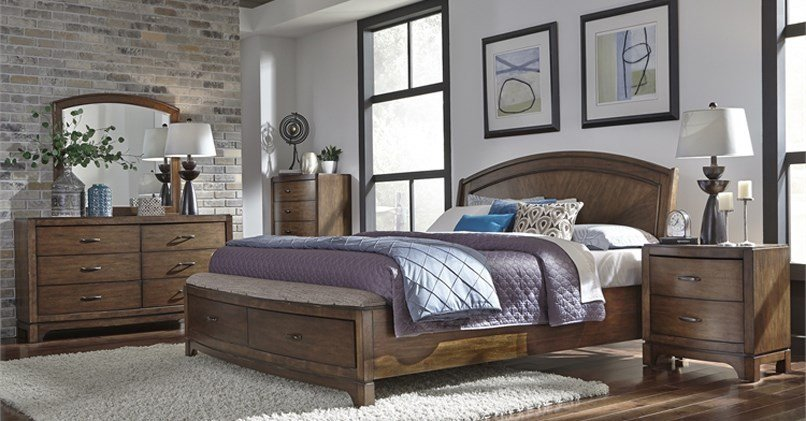 Best Bedroom Furniture Godby Home Furnishings Noblesville With Pictures