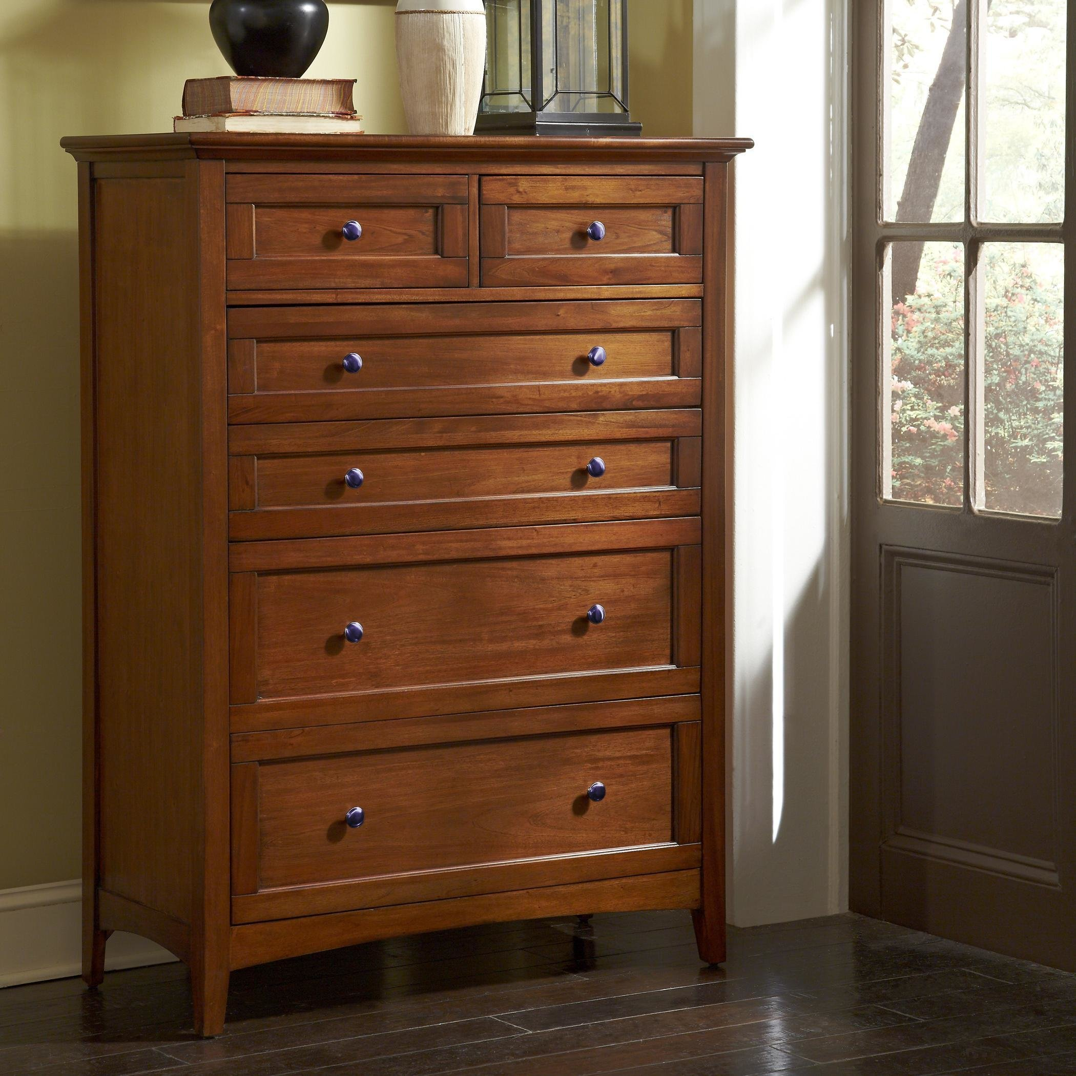 Best Waterford Collection 6 Drawer Chest Rotmans Drawer Chests With Pictures
