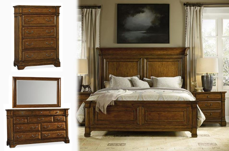 Best Hamilton Home Aberdeen 5 Piece Queen Bedroom Set Rotmans With Pictures