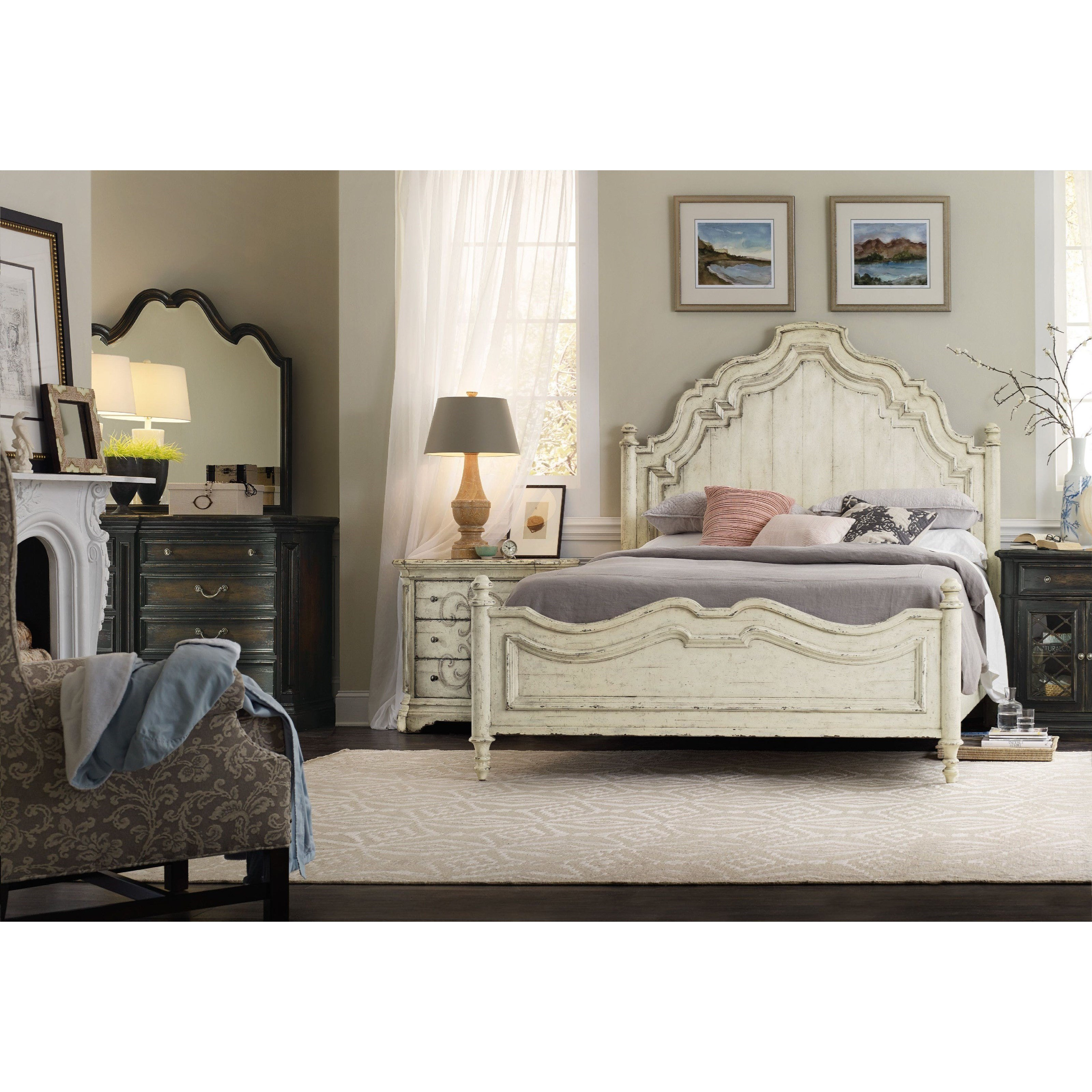 Best Hamilton Home Auberose King Bedroom Group Rotmans With Pictures