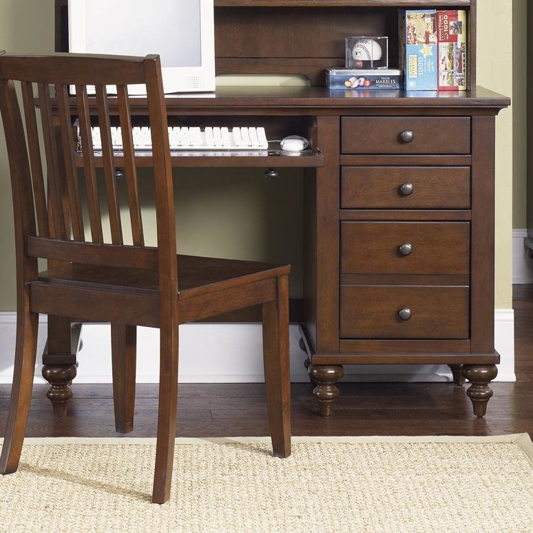 Best Abbott Ridge Youth Bedroom Student Desk Base With 3 With Pictures