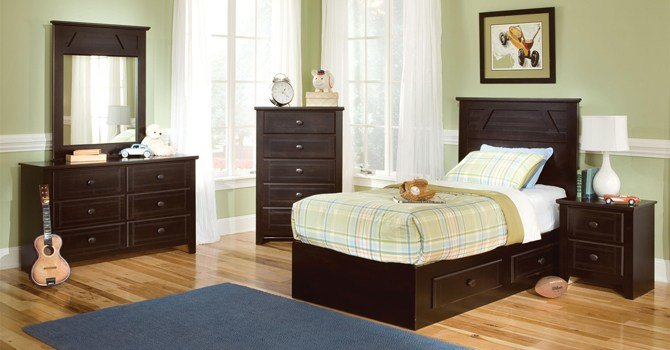 Best Kids Bedroom Powell S Furniture And Mattress With Pictures