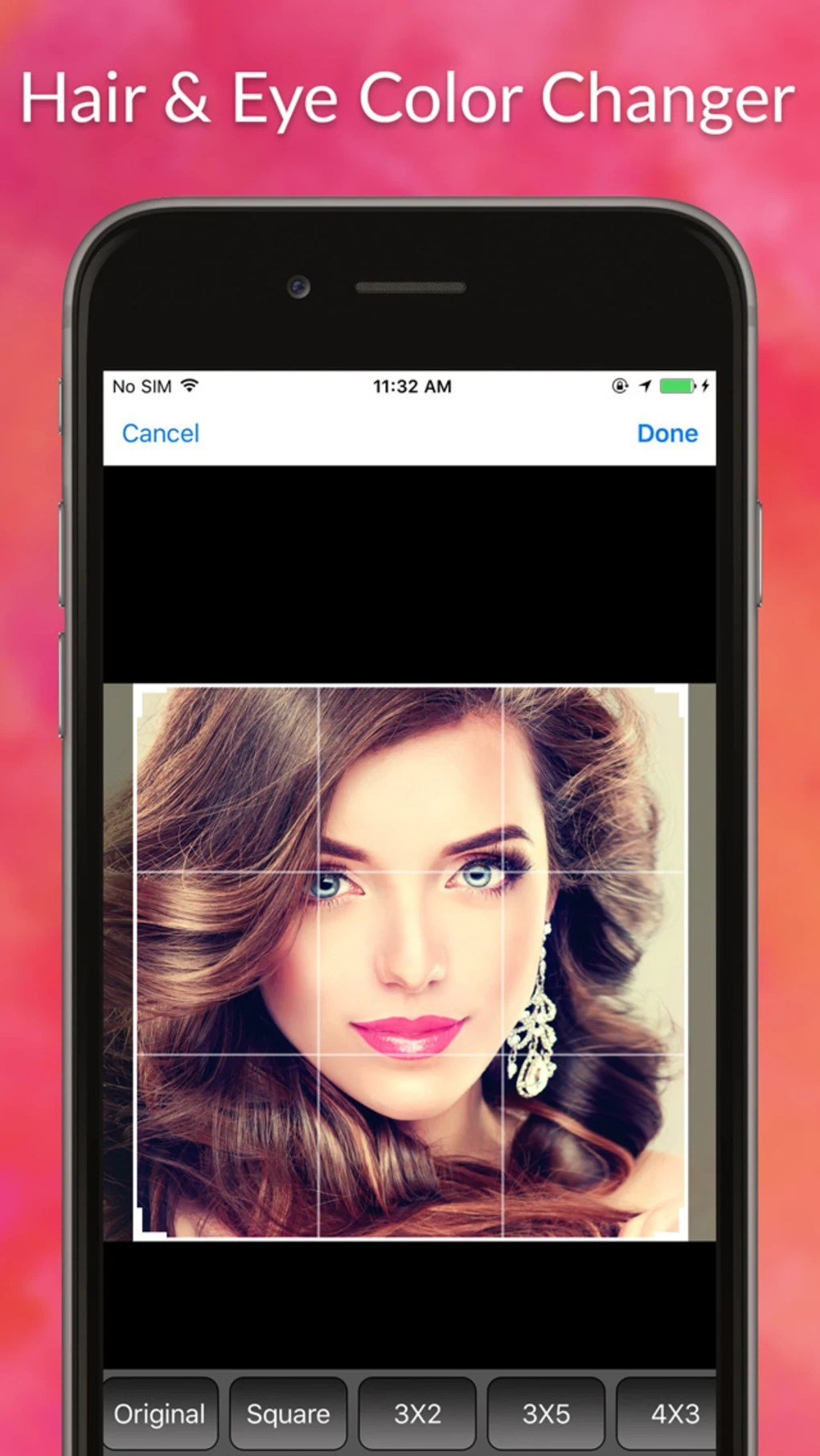 Free Hair Color Changer Eye Color Changer Beautify Wallpaper