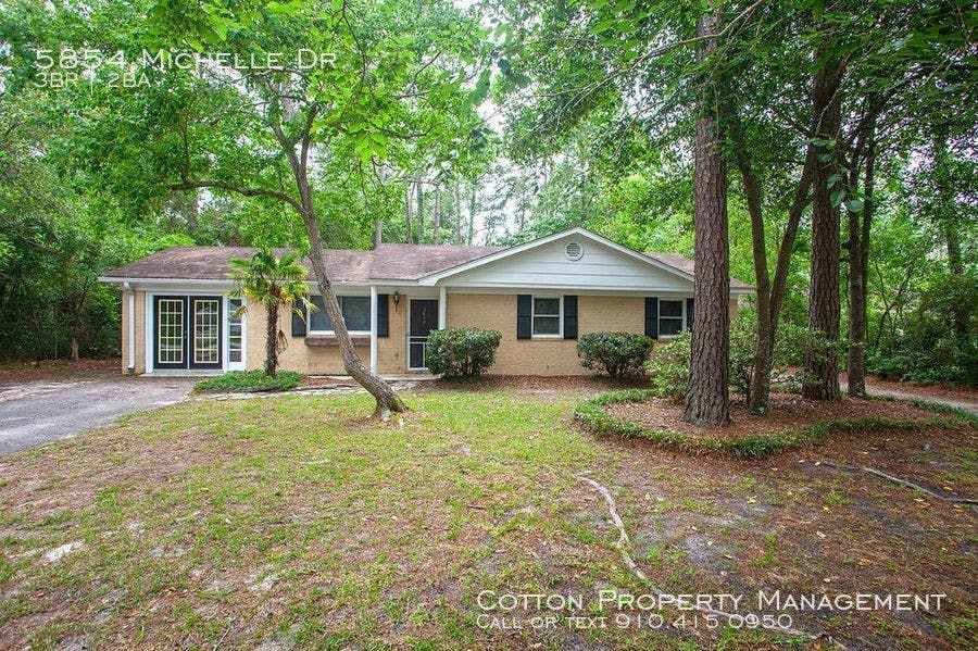 Best 5854 Michelle Dr Wilmington Nc 28403 3 Bedroom House For With Pictures
