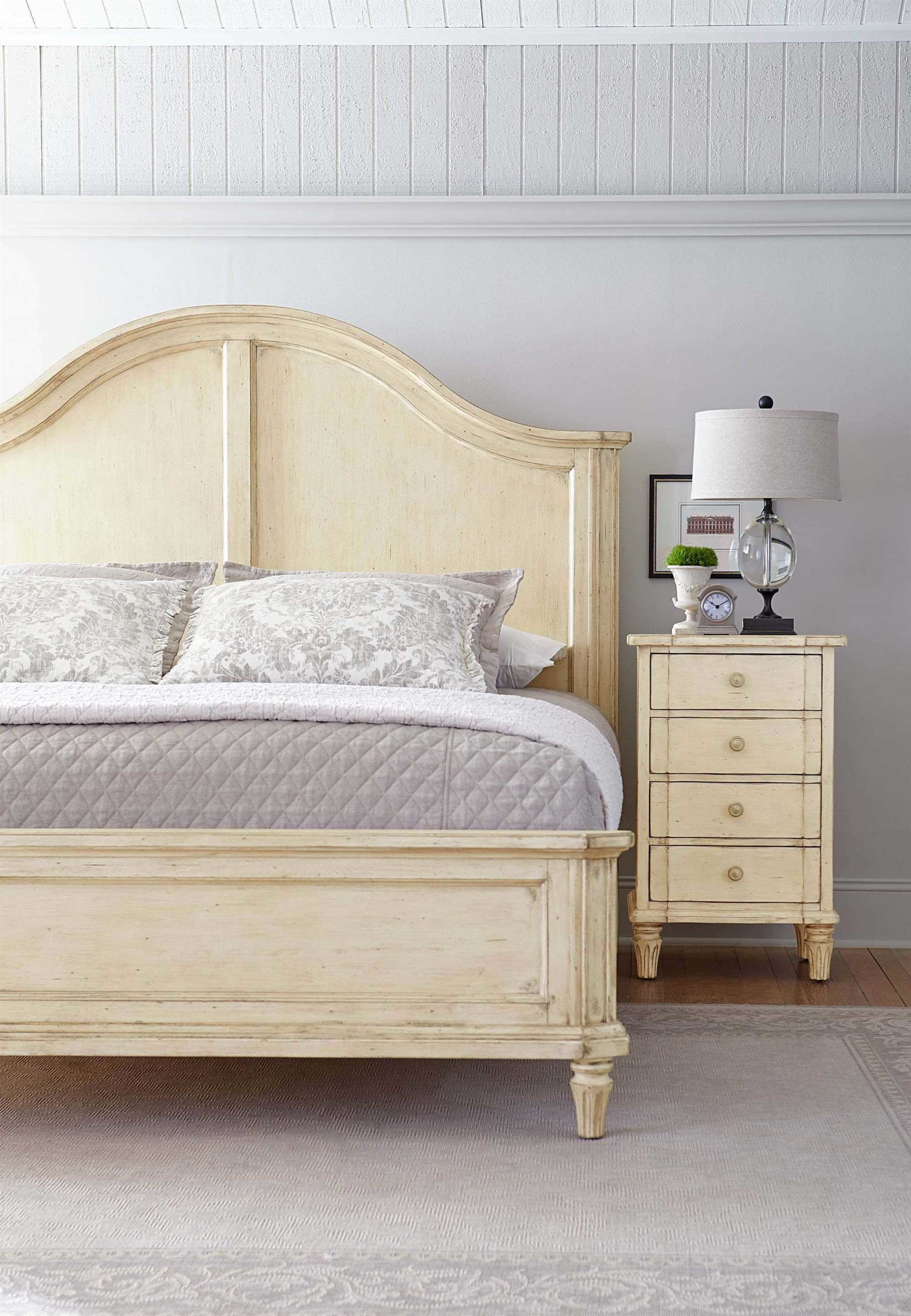 Best Stanley Furniture European Cottage Casual Panel Bed Bedroom Set Sl0072340Set2 With Pictures