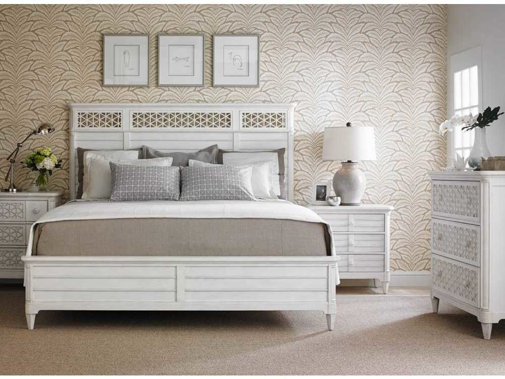 Best Stanley Furniture Cypress Panel Bed Bedroom Set Sl4512340Set With Pictures