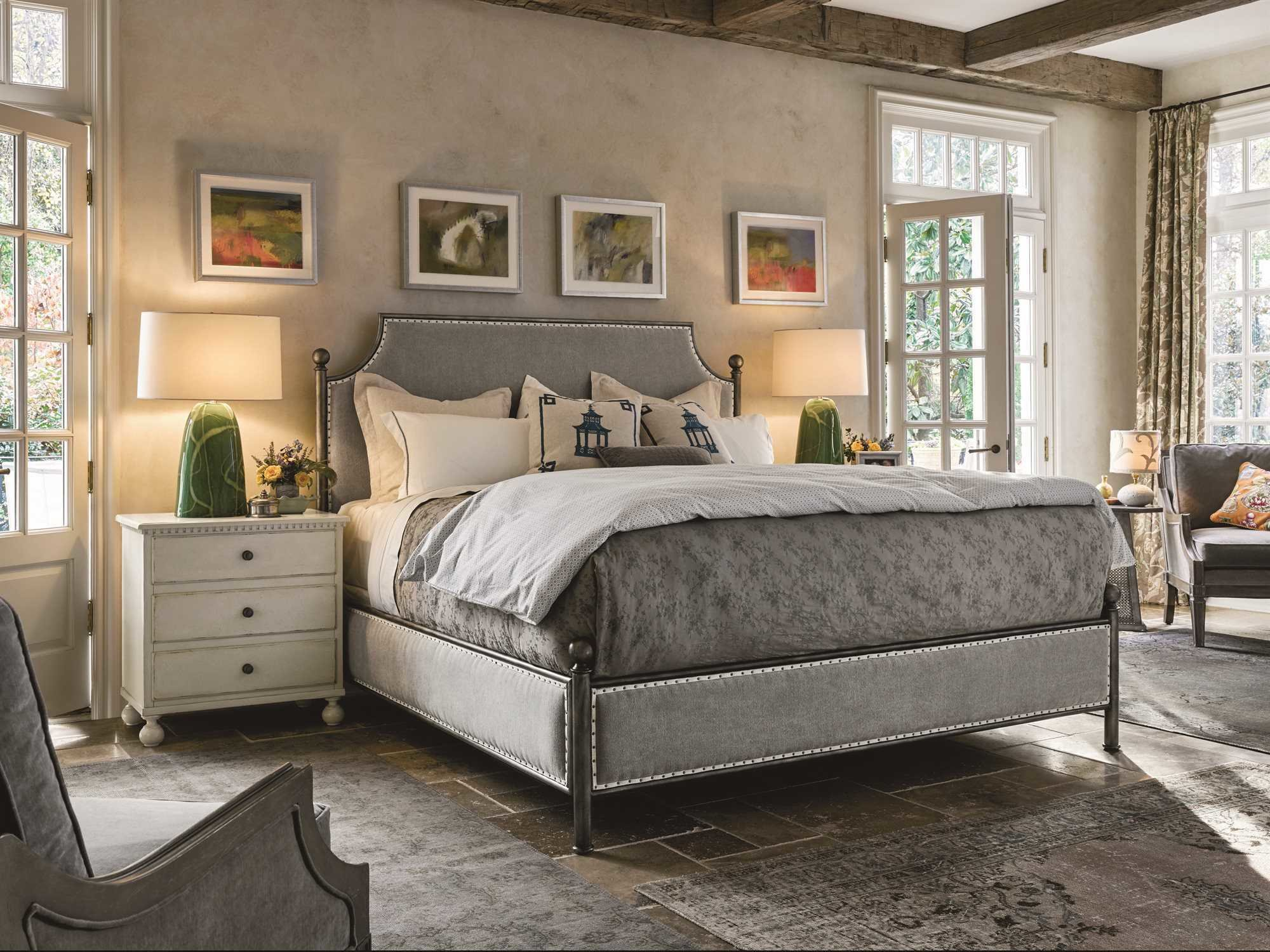 Best Universal Furniture Sojourn Respite Bedroom Set With Pictures