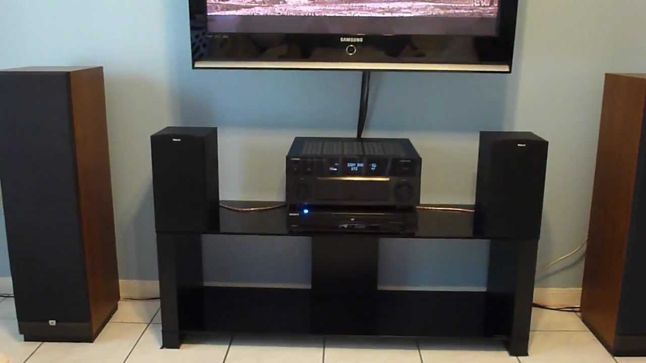 Best My Bedroom Home Theater System Youtube With Pictures