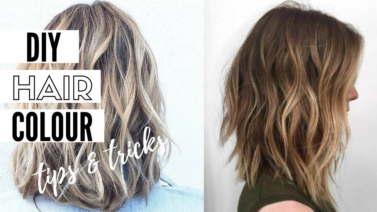 Free How To Color Your Hair At Home Home Hair Dye Tips And Wallpaper