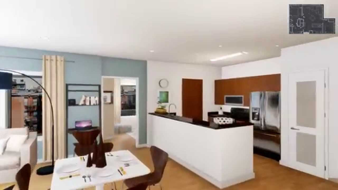 Best Fenway Diamond Apartments 3D Virtual Tour 2 Bedroom Apt With Pictures