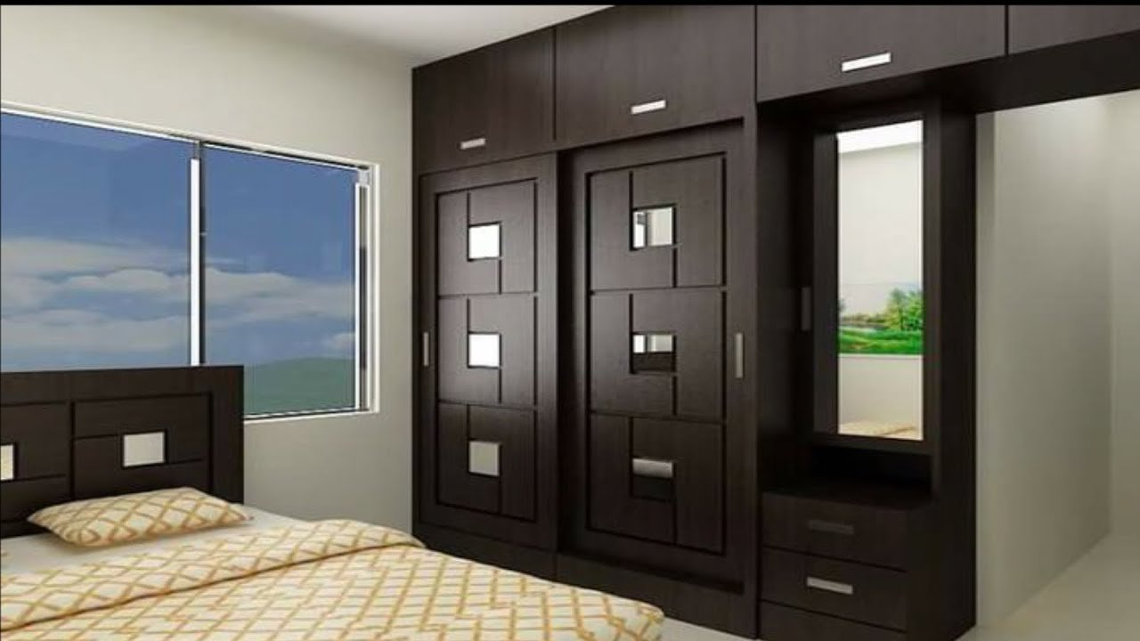 Best Simple Modern Cupboard Designs For Bedroom Youtube With Pictures