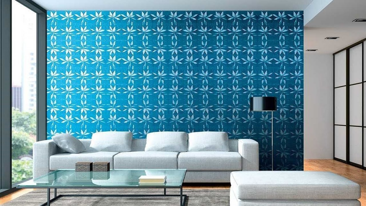 Best Texture Wall Paint Designs For Living Room And Bedroom With Pictures