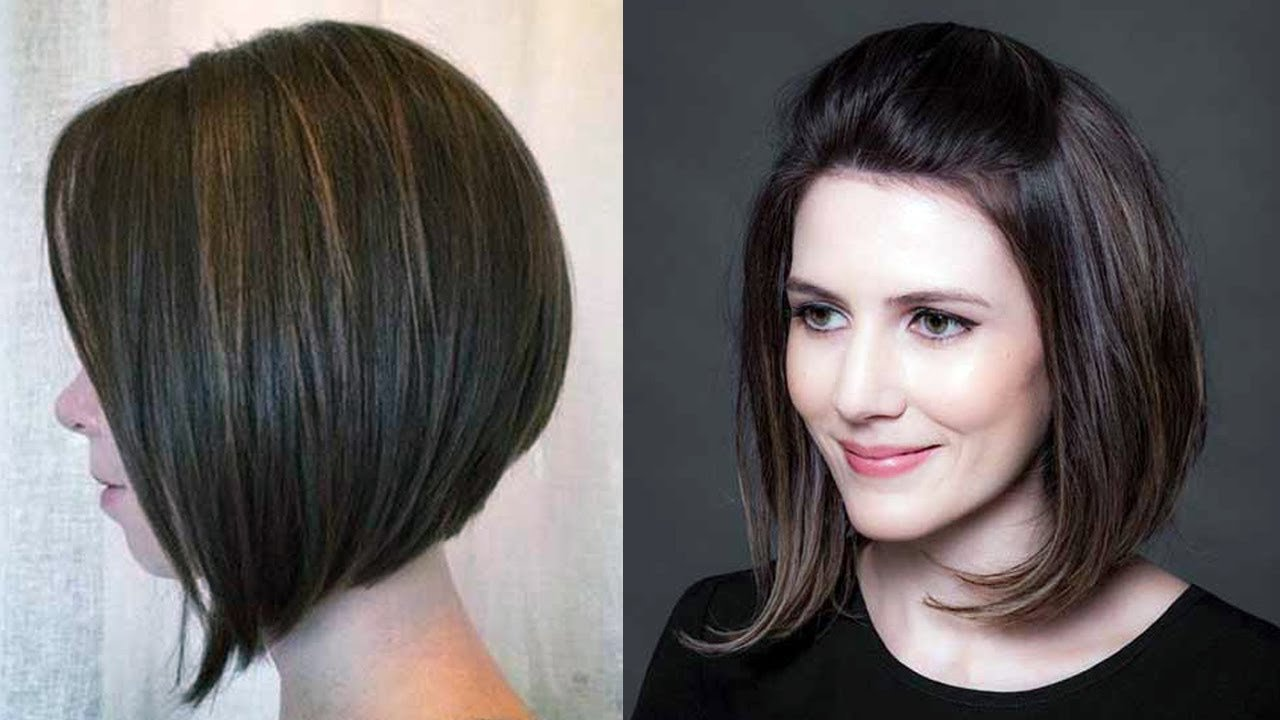 Free Bob Hairstyles For Women 2017 New Haircuts For Women Wallpaper