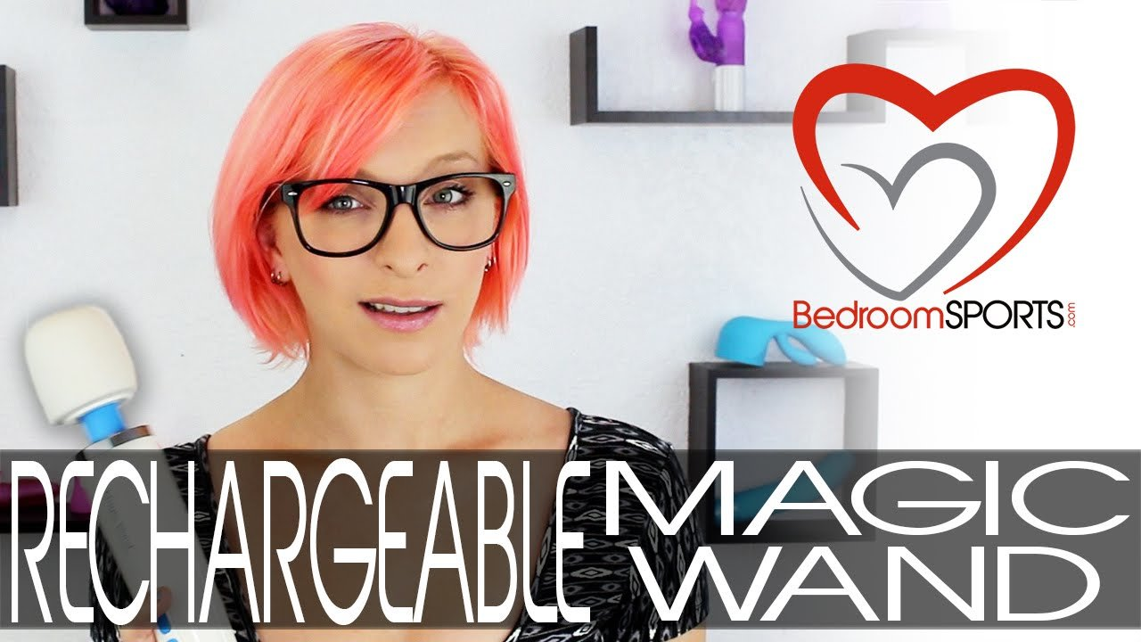 Best Rechargeable Magic Wand V*Br*T*R Review Youtube With Pictures
