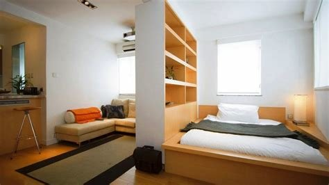 Best How To Create A Bedroom In A Studio Apartment Youtube With Pictures