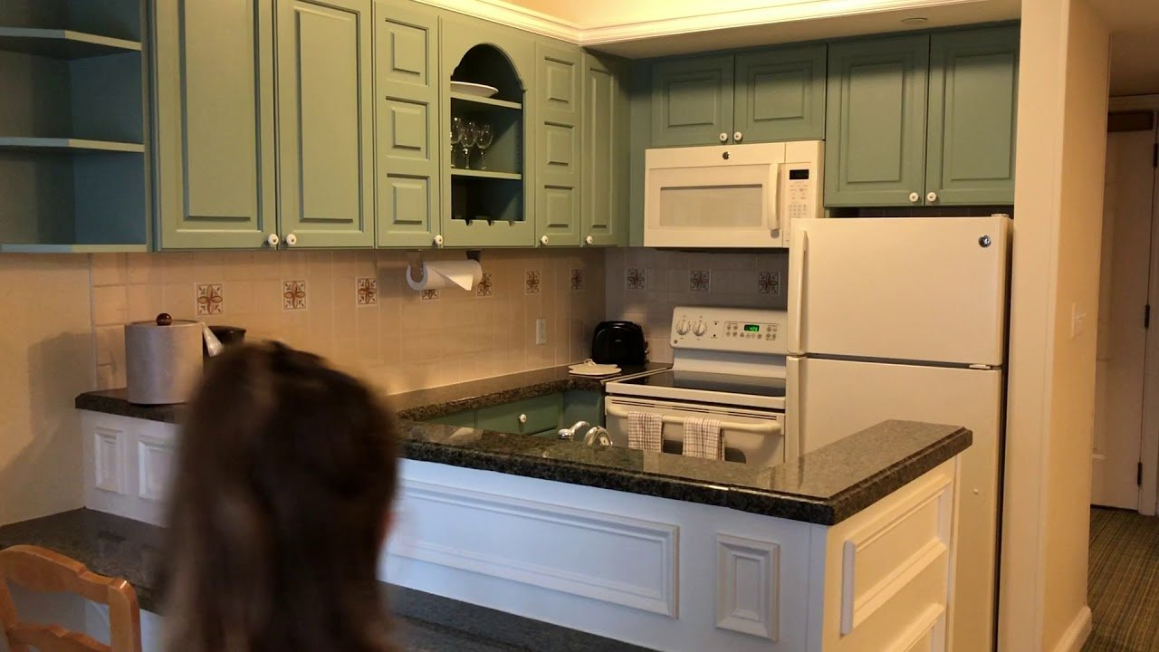 Best Disney S Saratoga Springs Resort 2 Bedroom Villa Room Tour Youtube With Pictures