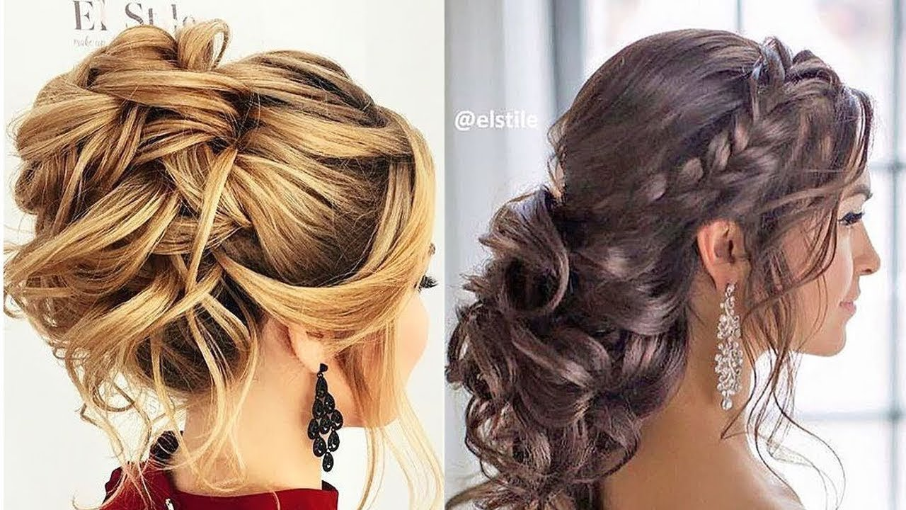 Free 12 Romantic Prom Wedding Hairstyles Professional Hair Wallpaper
