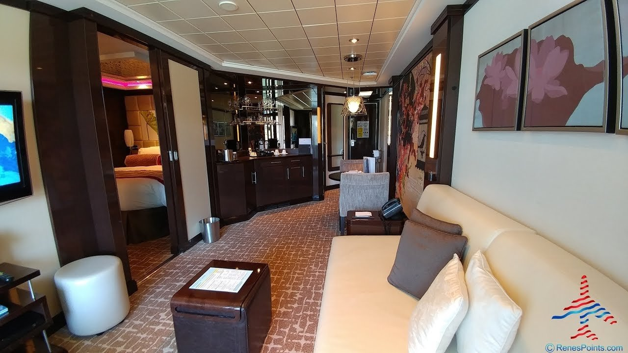 Best Norwegian Epic 2 Bedrom Haven Suite 16011 Review With Pictures