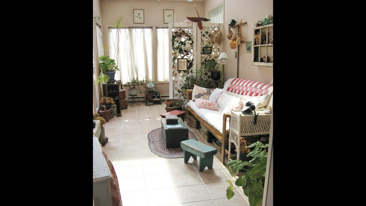 Best Garden Room Antique Decor Decorating Youtube With Pictures