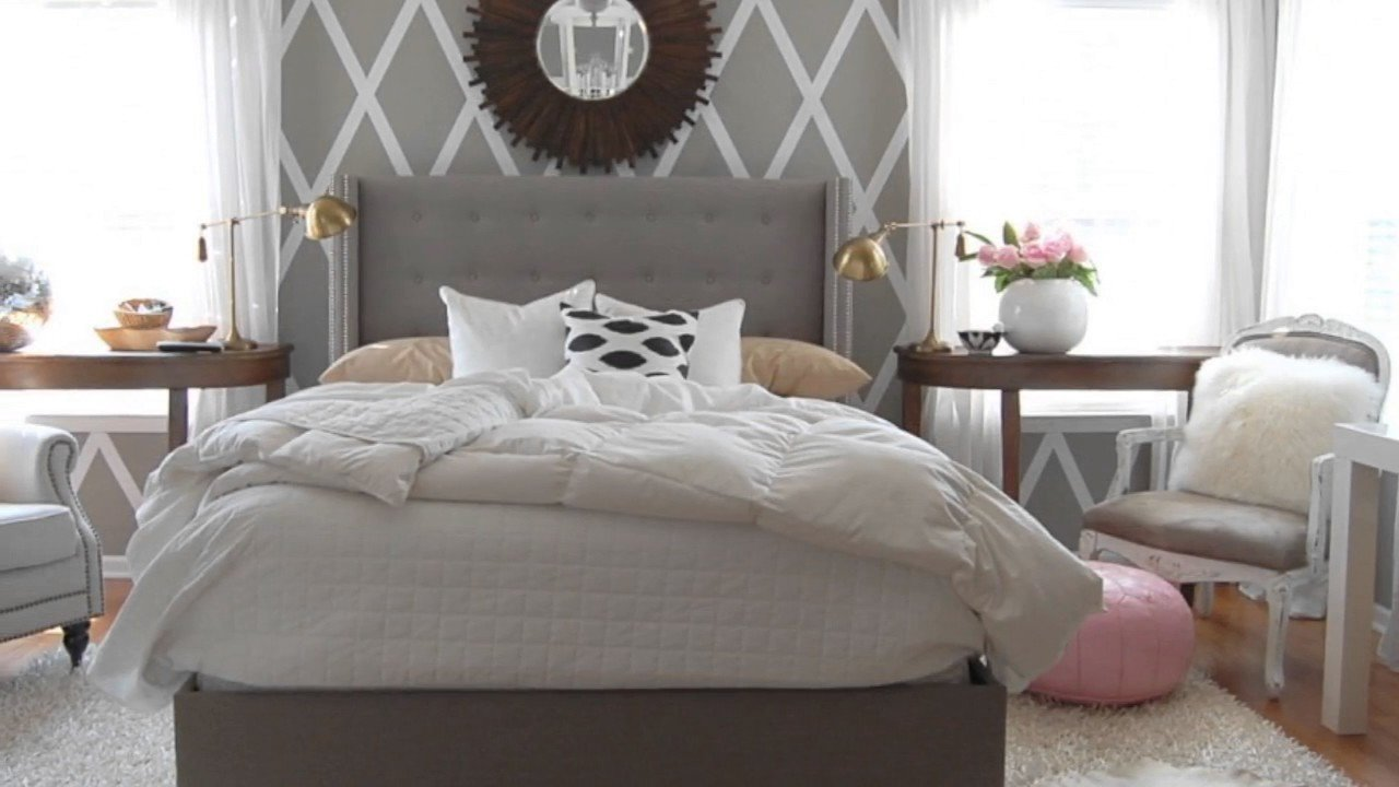 Best Light Grey Wooden Bedroom Furniture Ideas Youtube With Pictures