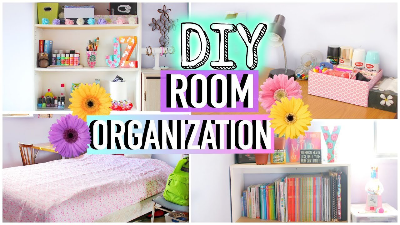Best How To Clean Your Room Diy Room Organization And Storage Ideas Jenerationdiy Youtube With Pictures