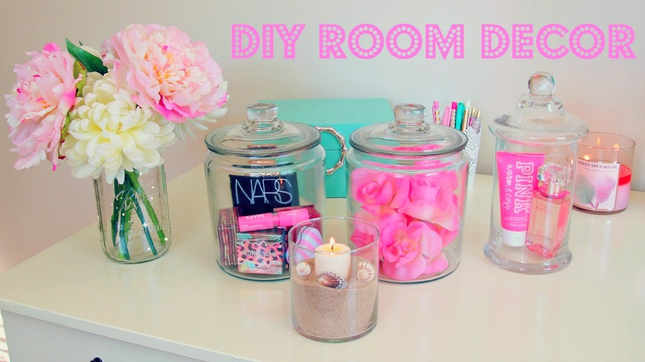 Best Diy Room Decor Inexpensive Room Decor Ideas Using Jars With Pictures