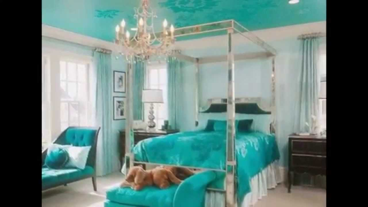 Best Teal Bedroom By Camacoeshn Org Youtube With Pictures