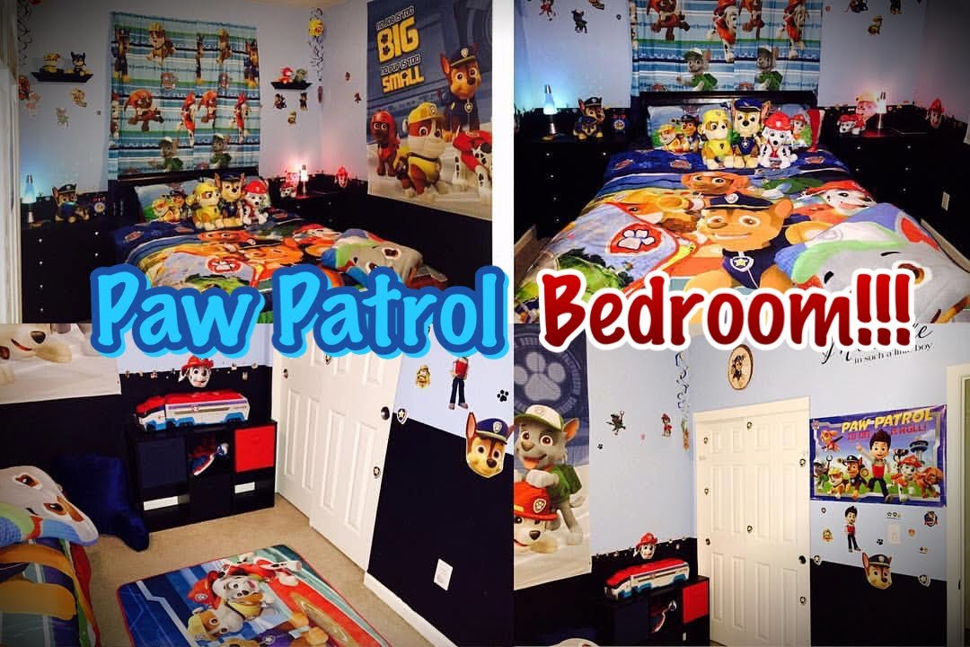 Best Paw Patrol Bedroom Decor Money Saving Ideas Youtube With Pictures