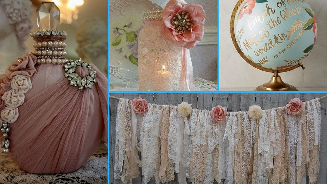 Best Diy Shabby Chic Style Home Decor Ideas On Budget Home With Pictures