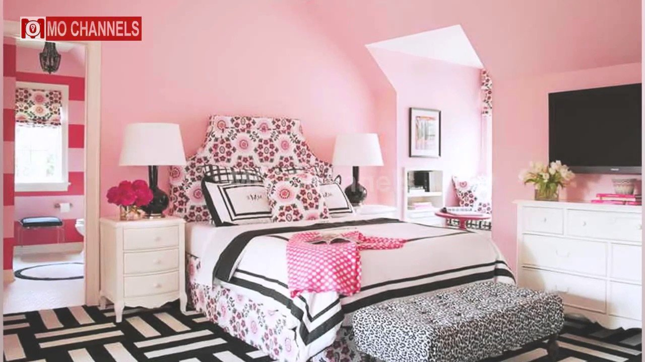 Best 30 Cool T**N Girl Bedrooms 2017 Amazing Bedroom Design Ideas For Teenage Girl Youtube With Pictures
