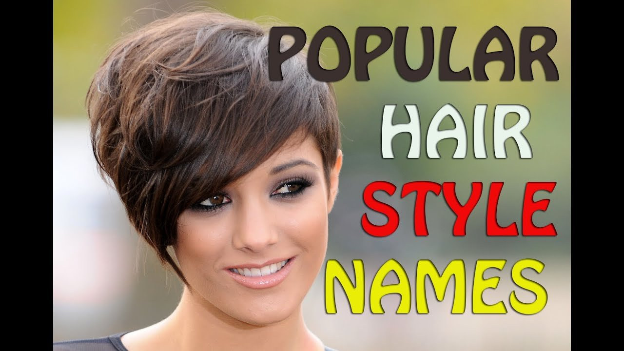 Free Popular Hairstyle Names Best Hairstyle Ideals For Women Wallpaper
