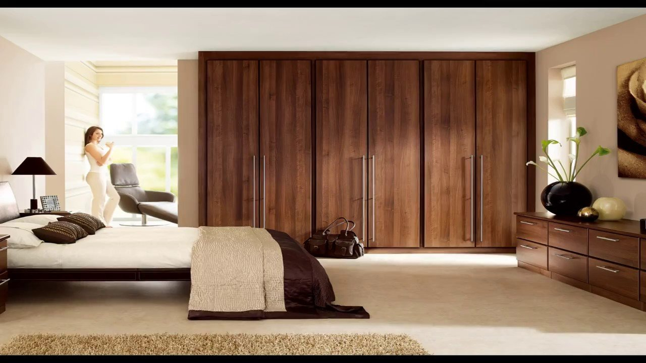 Best Bedroom Wall Cupboard Ideas Youtube With Pictures