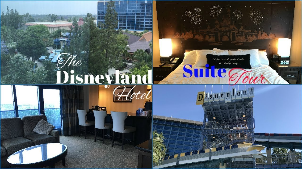Best The Disneyland Hotel Two Bedroom Suite Tour 2017 With Pictures