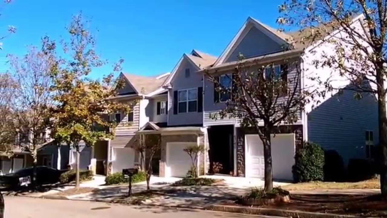 Best Three Bedroom Flowery Branch Townhome For Rent By Atlanta Property Manager Youtube With Pictures