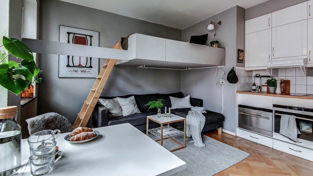 Best Loft Beds Creative Design Ideas Smart Small Space With Pictures
