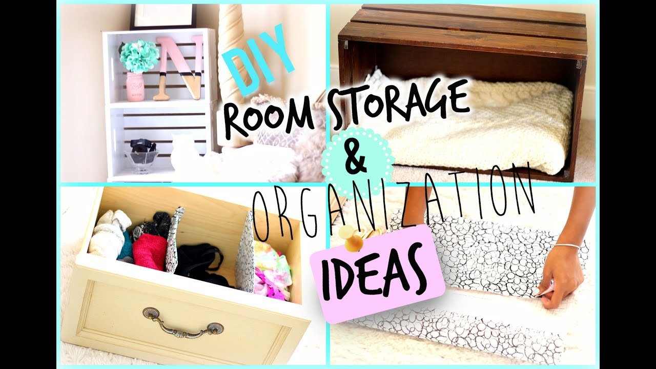 Best Diy Room Organization And Storage Ideas Bloopers 2015 With Pictures