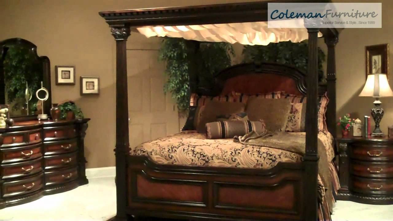 Best Grand Estates Bedroom Collection By Fairmont Designs Youtube With Pictures